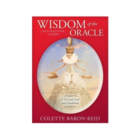 Wisdom of the Oracle Divination Cards - Colette Baron-Reid